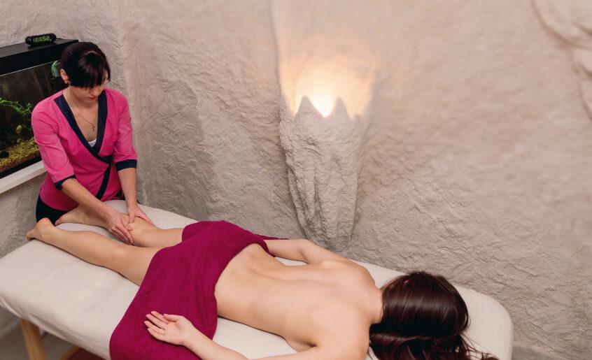 массаж в Ровно